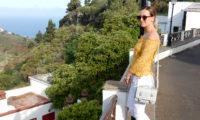 Lisanne in La Palma
