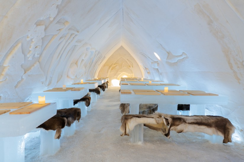Artic SnowHotel & Glass Igloos