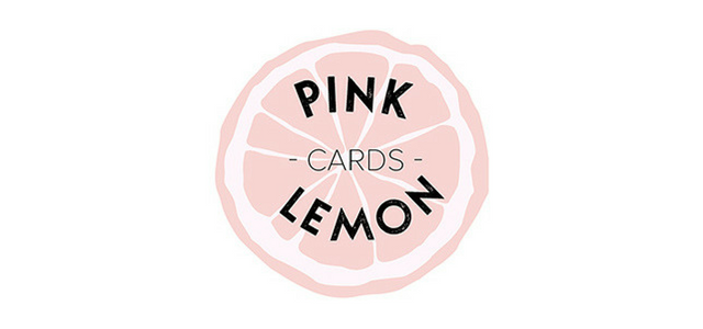 Pink Lemon Cards