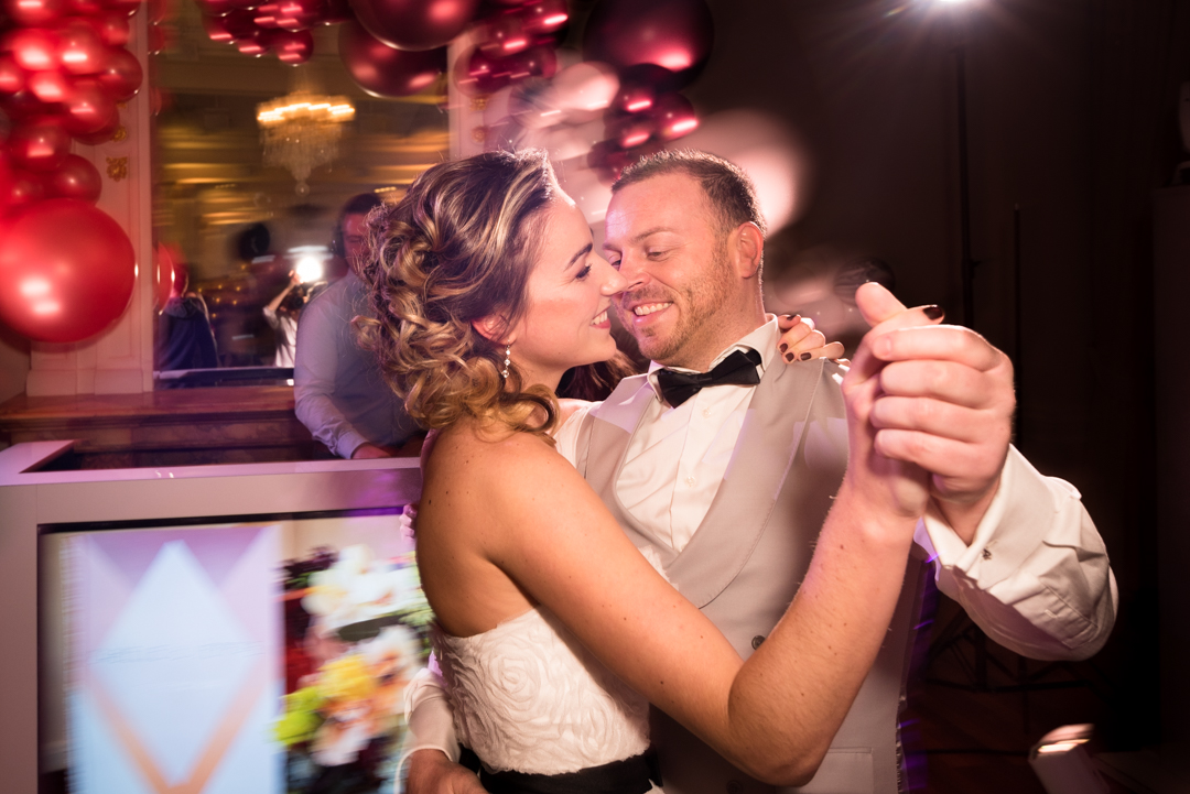 de bruiloft discoshow