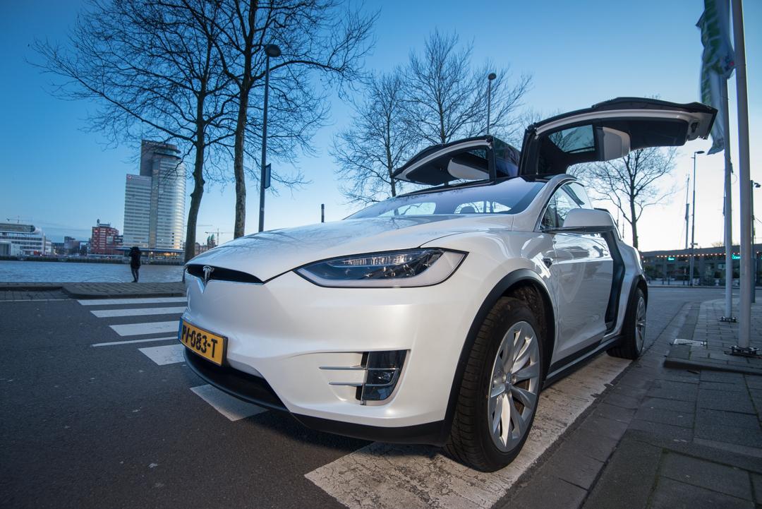De Witte Tesla
